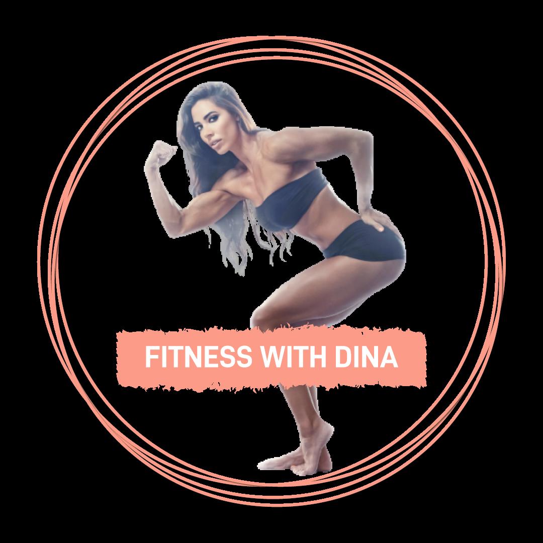 Fitness Wth Dina Logo